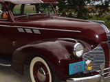 1940 Pontiac 4Dr Sedan