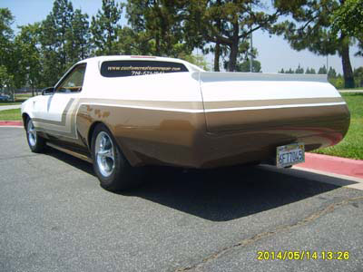 1974 Chevy El Camino Custom