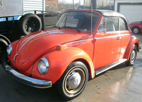 vw super beetle convertible