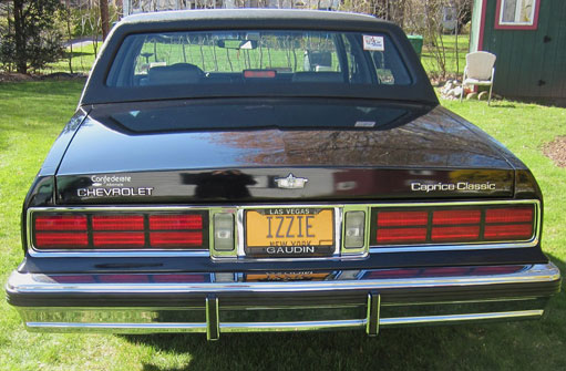 1988 Chevy Caprice Classic LS Brougham | Cars On Line com