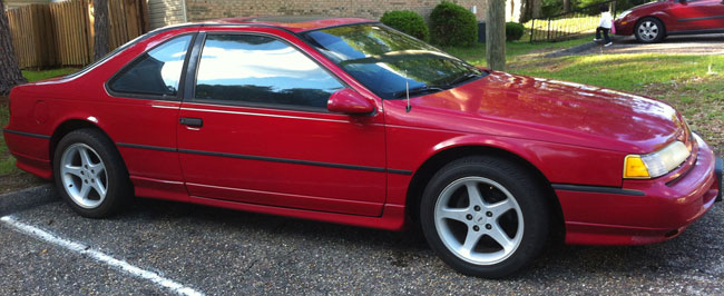 1993 Ford Thunderbird SC