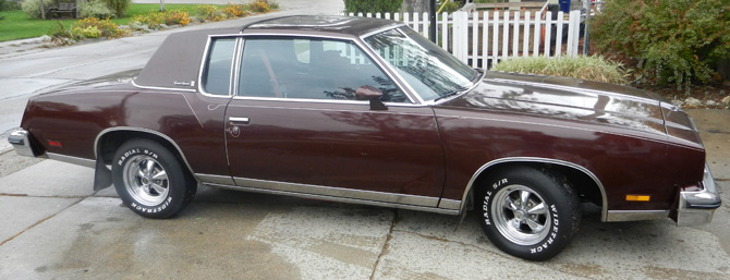 1980 Olds Cutlass Supreme
