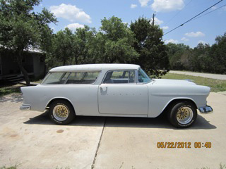 Chevy Nomad Projects For Sale Autos Post