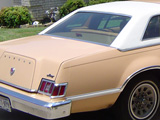 1978 Mercury Cougar XR-7 Coupe