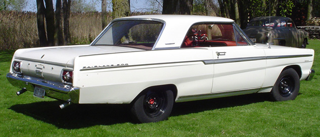 1965 Ford Fairlane 500 | Cars On Line com | Classic Cars For