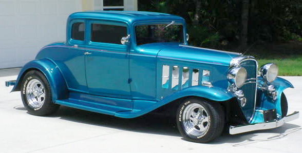 1932 Oldsmobile 5W Coupe  Planes Trains and Automobiles