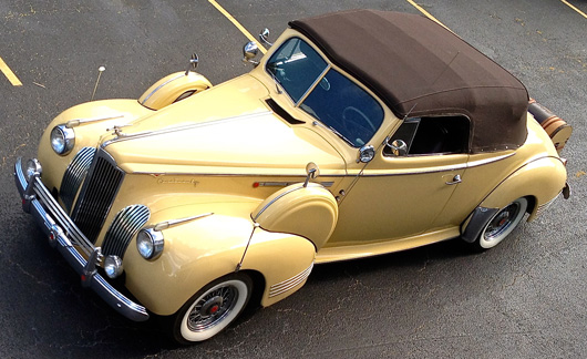 Packard 120 Convertible Coupe