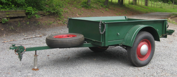 1948 Converto Trailer  (Jeep Willys)