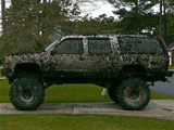 1992 Chevy Suburban LT Monster Truck