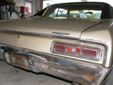 1967 Pontiac LeMans 2Dr Coupe