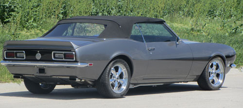 1968 Camaro Ss Rs Convertible Pro Touring