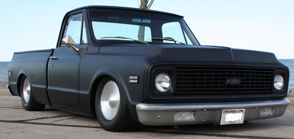 1972 Chevy C10 Shortbed Pickup