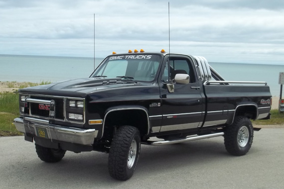 1984 gmc high sierra k25