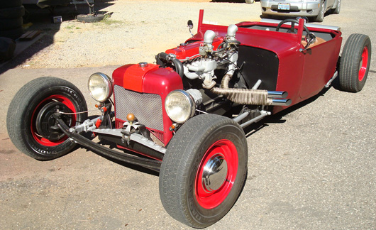 1918 Willys Roadster