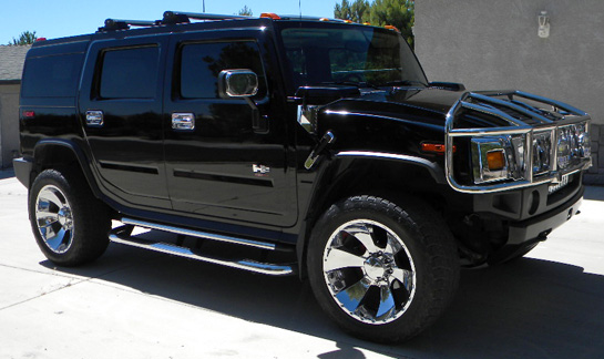 2005 Hummer H2 Super Charged