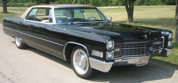 1966 cadillac coupe deville. Cars Review. Best American Auto & Cars Review