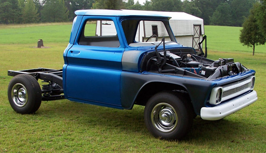 1966 chevy c 10 shortbed pickup cars on line com classic cars rh cars on line com
