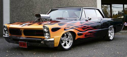 Supercharged Pontiac Gto Muscle Cars Pinterest Pontiac