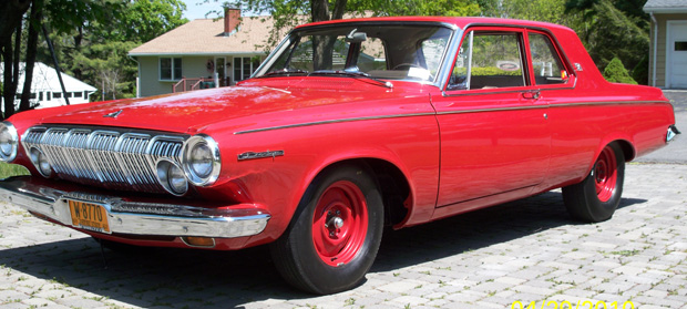 1963 Dodge 330 Max Wedge | Cars On Line.com | Clic Cars For Sale