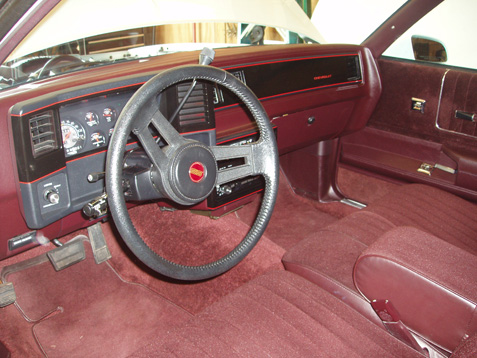 1987 Chevy Monte Carlo Ss