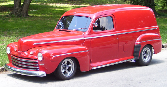 1946 Ford Sedan Delivery