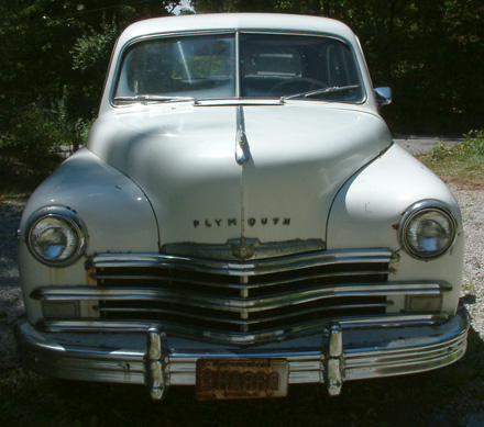 1949 Plymouth P18 Special Deluxe
