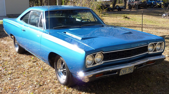 1968 Plymouth  Road Runner R/T