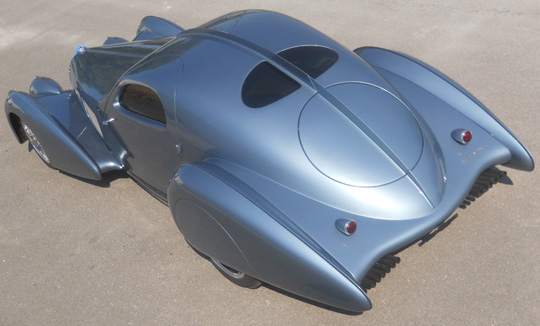 Bugatti atlantic replica for sale