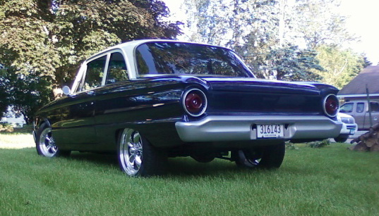 1962 Ford Falcon 2dr Custom Sedan