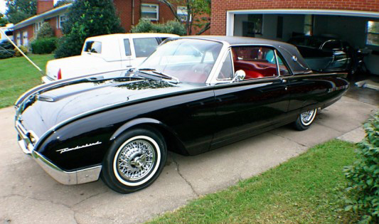 1962 Ford Thunderbird Landau Coupe