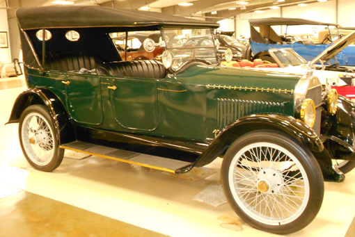 1919 Scripps Booth Touring Car