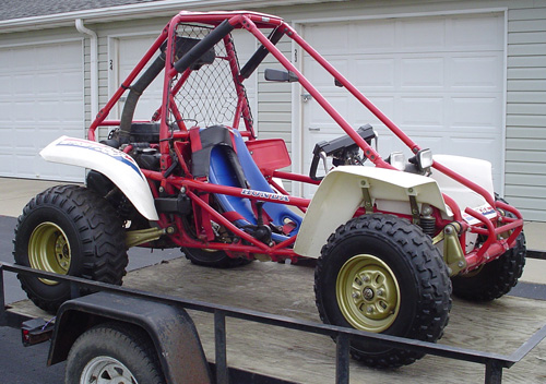 Buggies For Sale >> 1990 Honda Dune Buggy