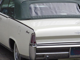 1965 Lincoln Continental 4Dr Convertible