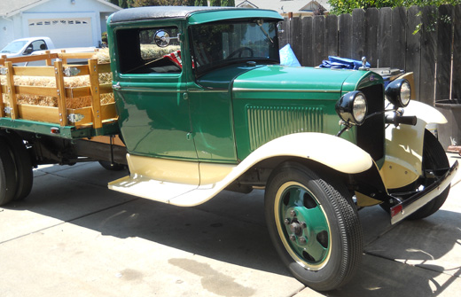 31 Ford AA for Sale http://www.cars-on-line.com/64081.html