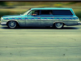 1962 Chevy Bel Air Station Wagon