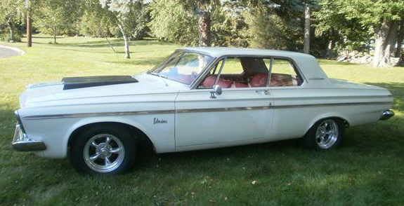 1963 Plymouth Belvedere Tribute