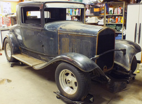 1930 chrysler 3 window business coupe for 1930 pontiac 3 window coupe