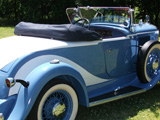 1933 Hupmobile  B-316 Roadster