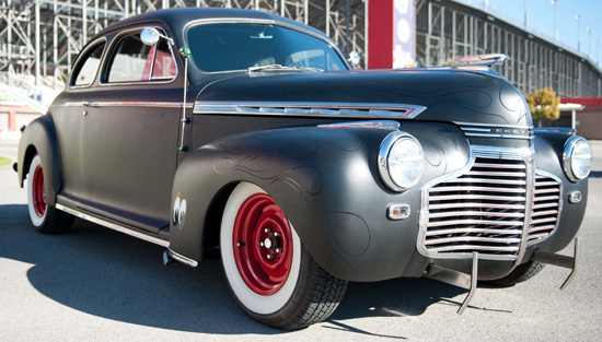 1941 Chevrolet Special Deluxe Coupe | Cars On Line.com | Clic ...