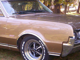 1967 Oldsmobile 442 Cutlass