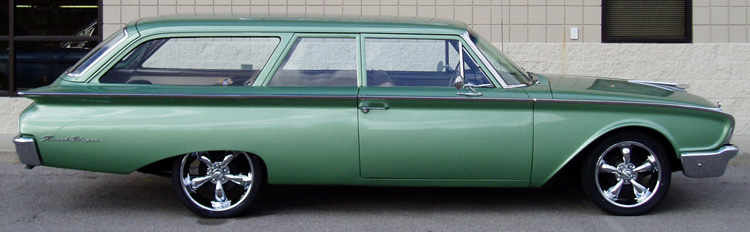 1960 Ford Ranch Wagon For Sale | Autos Post