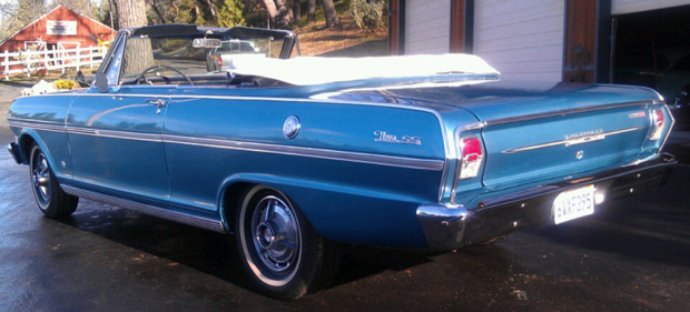 1963 Nova Convertible Parts http://www.cars-on-line.com/64899.html