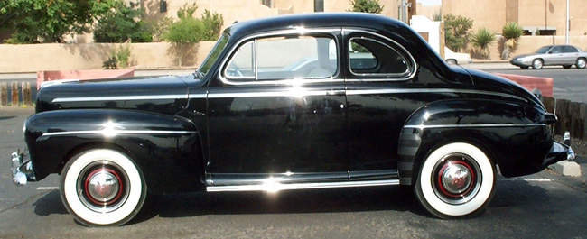 1946 Ford Sedan Coupe