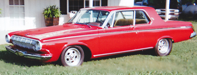 1963 Dodge Polaris