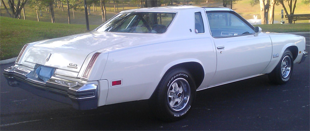 1977 oldsmobile cutlass salon for 1977 oldsmobile cutlass salon