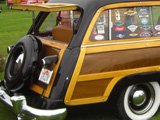 1950 Ford Country Squire Woodie