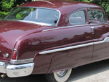 1951 Lincoln L72 Coupe
