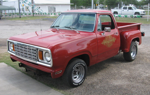 1978 Dodge  Lil Red Express Pickup