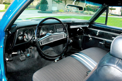 1969 Chevelle SS 300 Deluxe