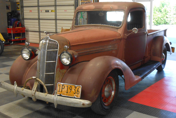 1936 Dodge Brothers Pick Up
